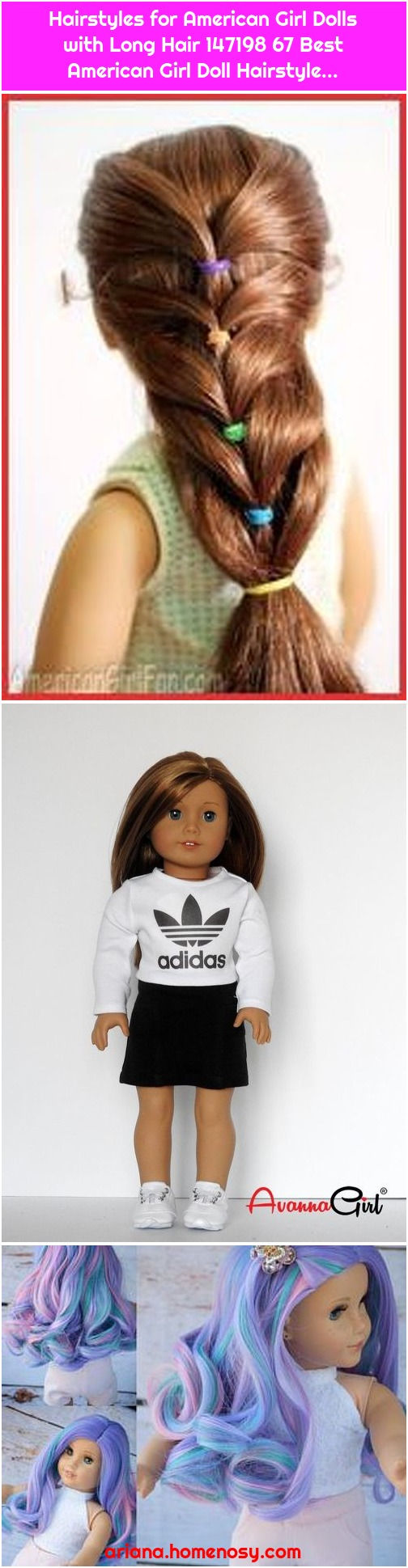 Hairstyles for American Girl Dolls with Long Hair 147198 67 Best American Girl Doll Hairstyle...