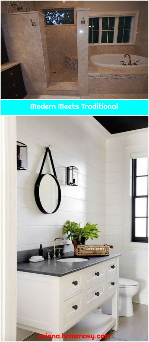Modern Meets Traditional