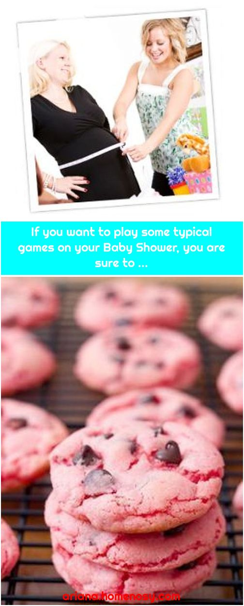 If you want to play some typical games on your Baby Shower, you are sure to ...