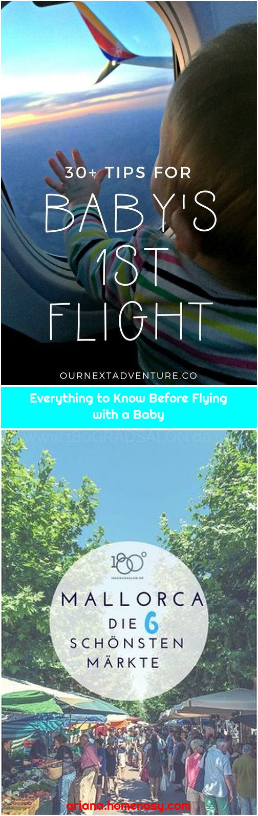 Everything to Know Before Flying with a Baby