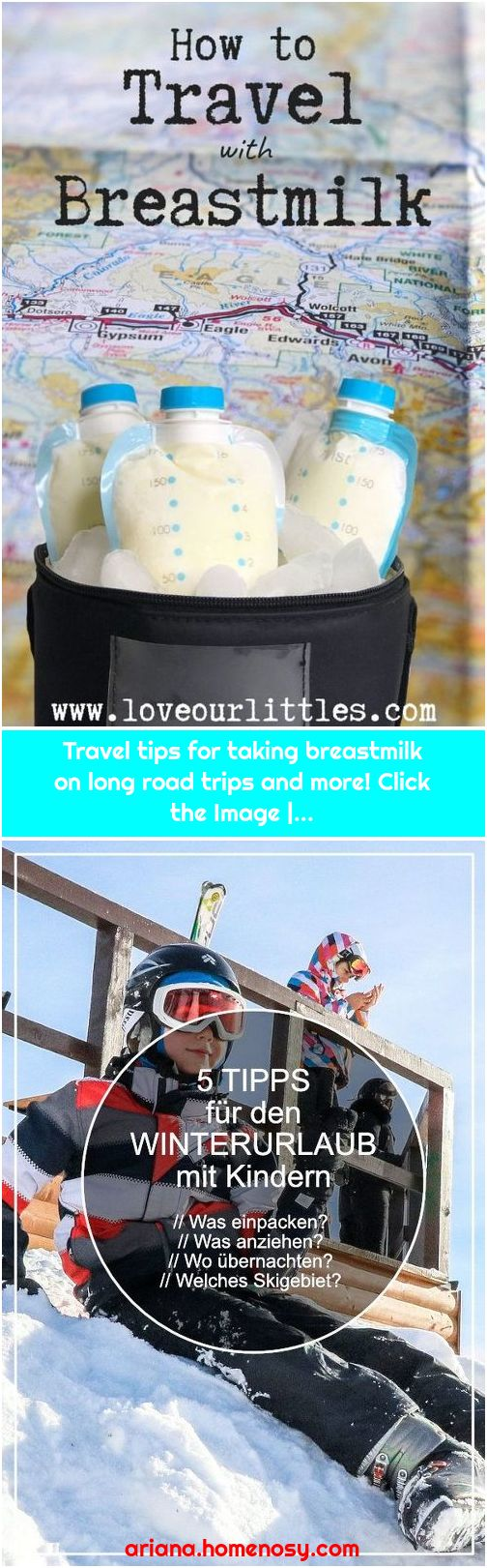Travel tips for taking breastmilk on long road trips and more! Click the Image  ...