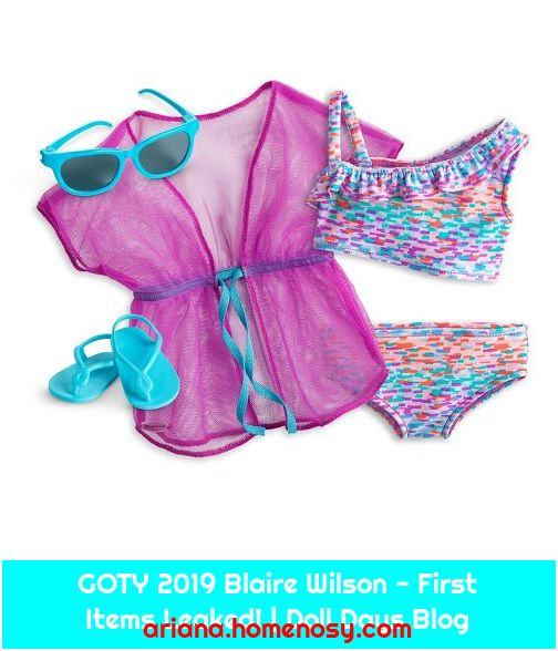 GOTY 2019 Blaire Wilson - First Items Leaked! | Doll Days Blog
