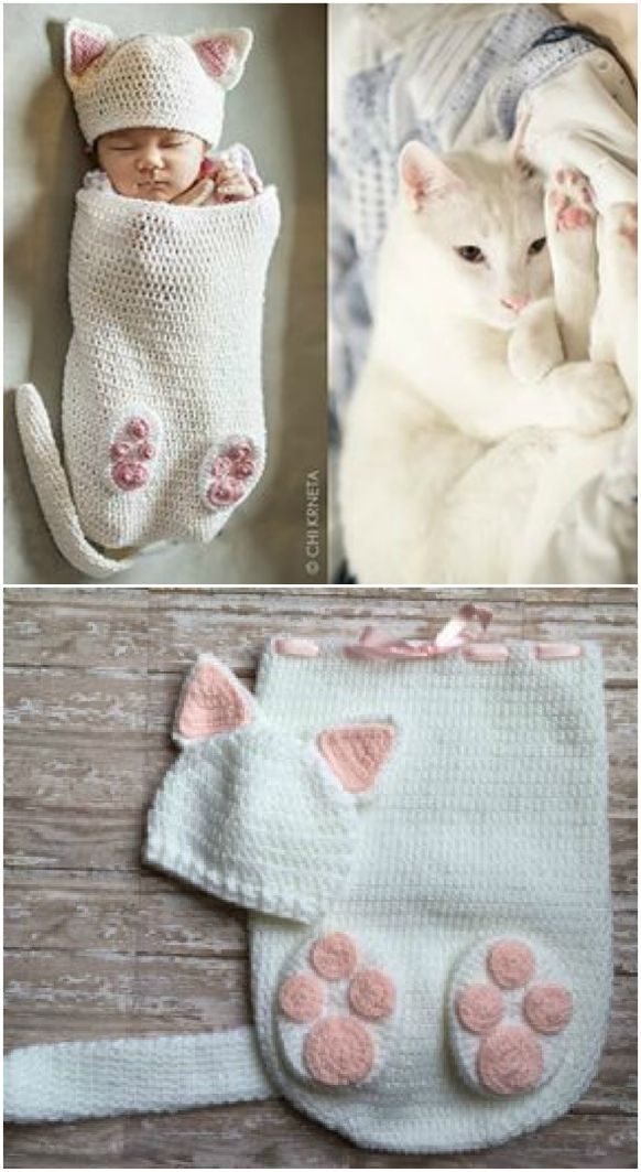 Crochet Baby Cocoons All The Cutest Ideas You'll Love