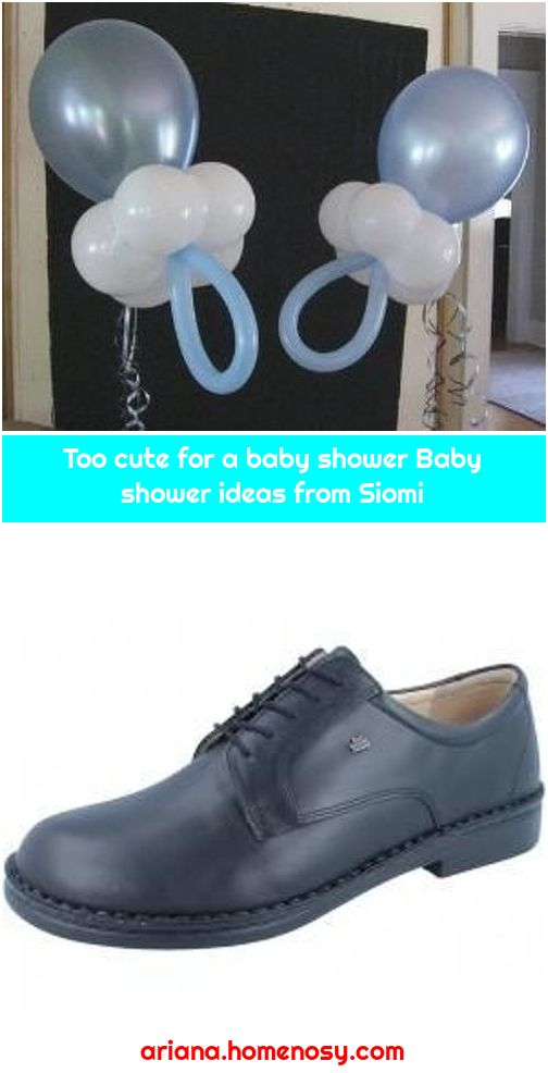 Too cute for a baby shower Baby shower ideas from Siomi