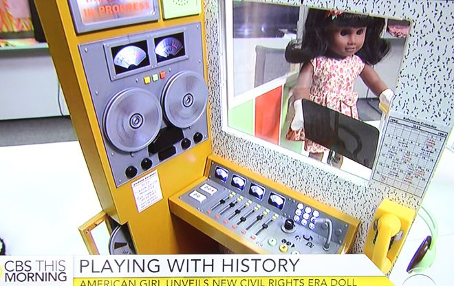 """New American Girl Doll Melody Revealed On """"CBS This Morning ..."""