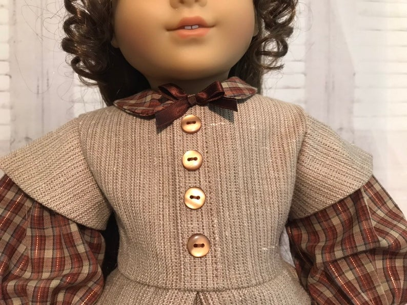 """18"""" Doll Clothes/18 inch Doll Clothes/American Girl size/Fits American Girl/Doll Clothing/Doll Dresses/Gowns/Sincerely Robbie Etsy/Dolls"""