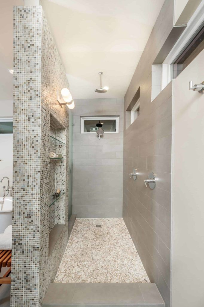 36 Luxury Walk-In Shower Ideas for your Bathroom | Go for Showers Without Doors!