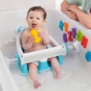 4 Proven Stress-Free Secrets to Bathe Your Baby and Toddler Together • MightyMoms.club