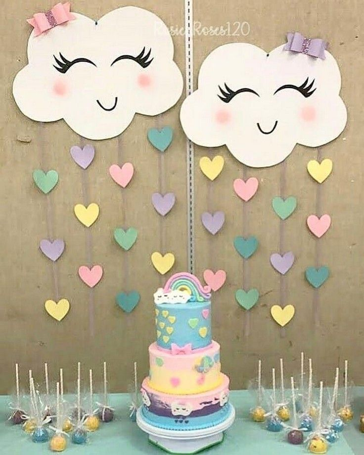 ❤57 the little known secrets to baby shower ideas for girls themes 51 » Interior Design