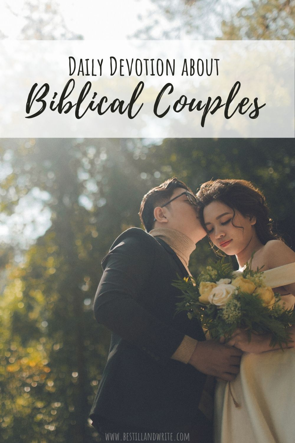 7 Day Devotion Series on Couples in the Bible