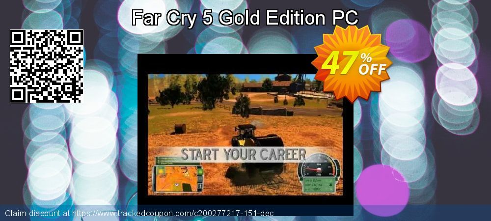 [72% OFF] Far Cry 5 Gold Edition PC Deal on Natl. Doctors' Day sales, March 2020