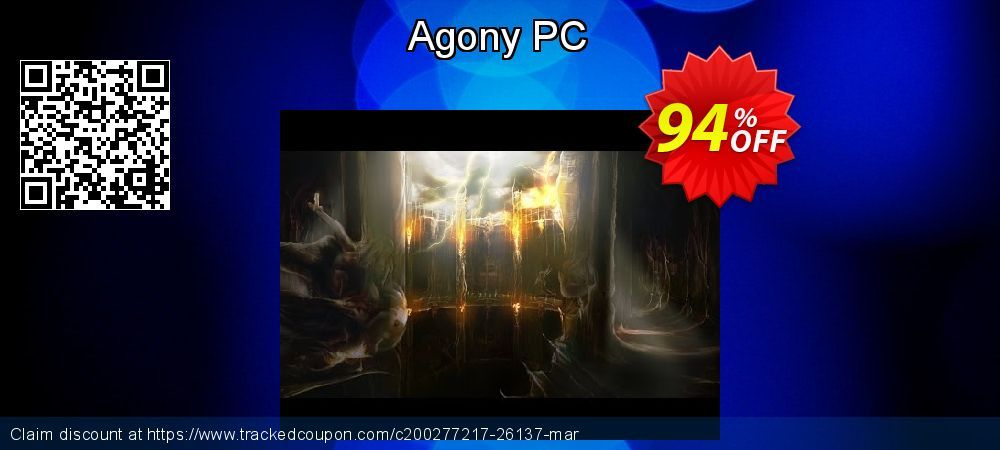 [94% OFF] Agony PC Deal on Natl. Doctors' Day discount, March 2020