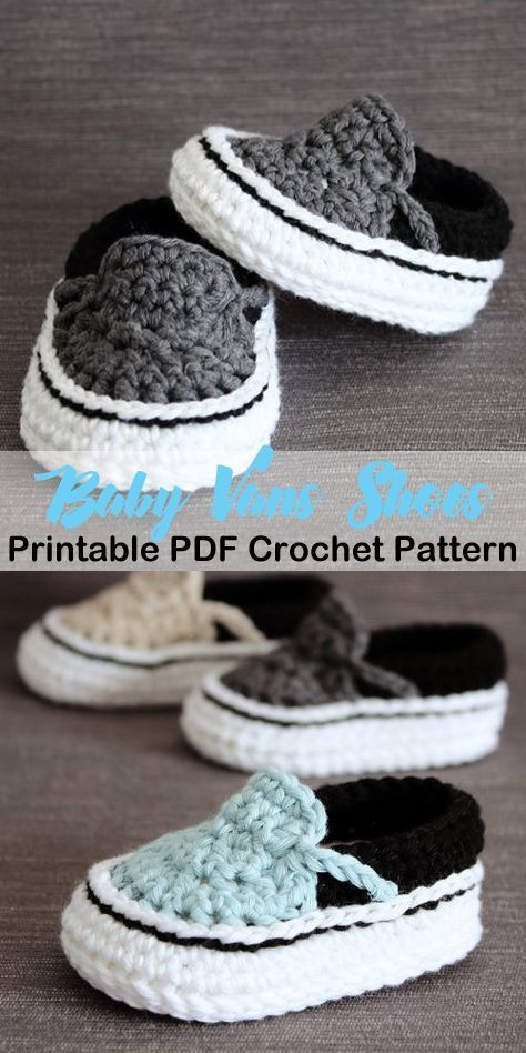 Adorable Summer Baby Shoes Crochet Patterns - A Crafty Life - crochet patterns - Honorable BLog