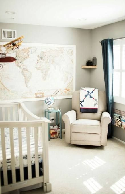 Baby Nursery Themes Vintage Color Schemes 36+ Ideas For 2019