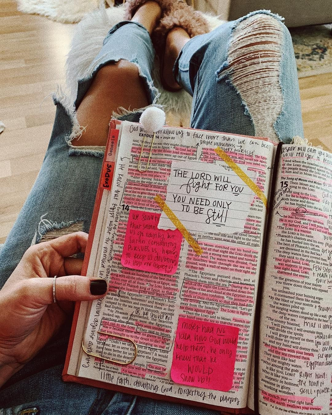 """Bibles x Coffee 