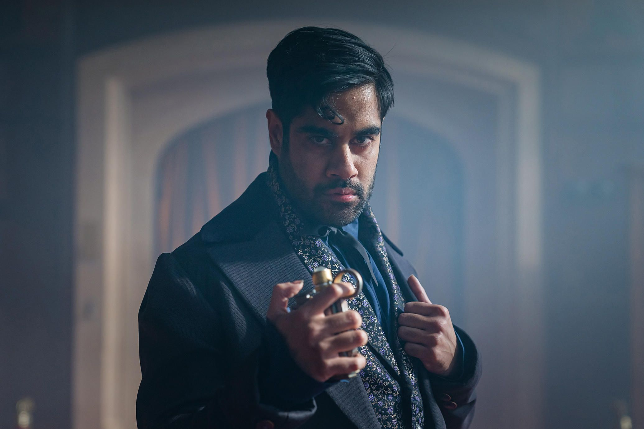 Doctor Who's Sacha Dhawan Teases a 'Different Side to the Master' in the Season 12 Finale | TV Guide