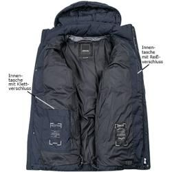 Light quilted jackets for men