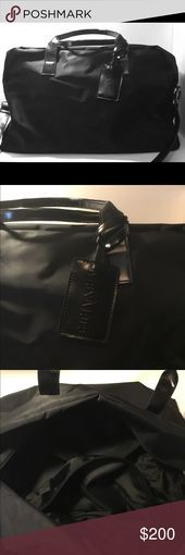 """MaxMara carry on bag 12""""(H) x 18"""" (W) x 8"""" (D) Durable and lightweight nyl..."""