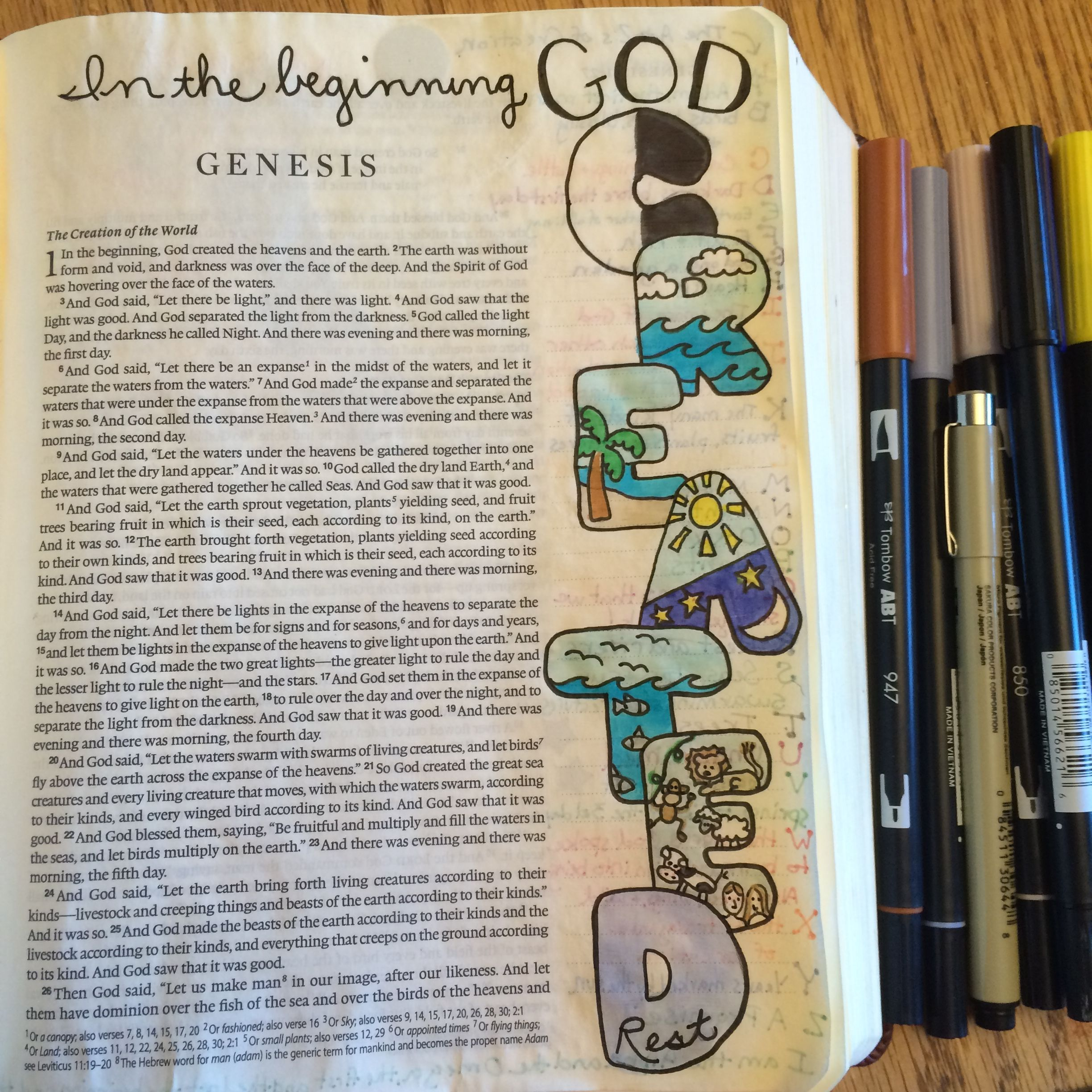 This is the first of what I hope will be a long series, simply journaling throug...