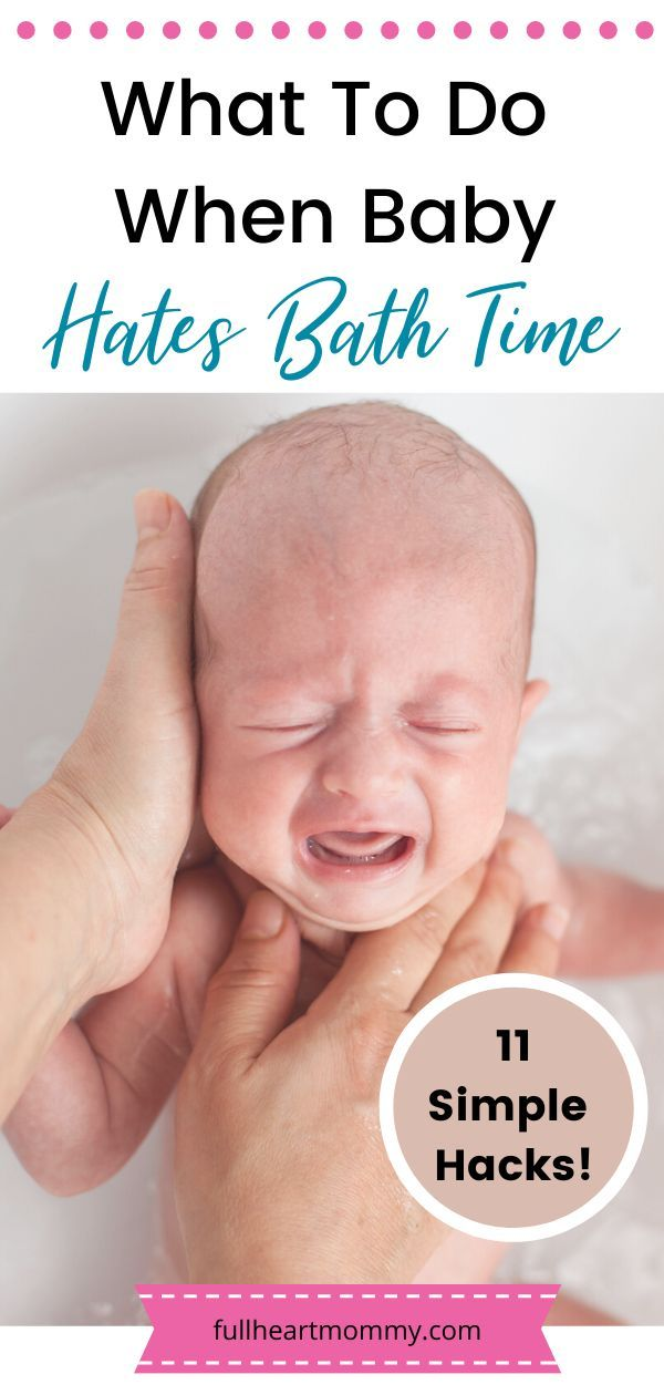 Want to know how to make bath time easier for baby and you? Here are 11 hacks for baby bath time tha