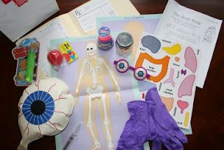 Great goody bag ideas for Doc McStuffins party
